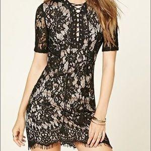 C.R. Short-Sleeve Dress